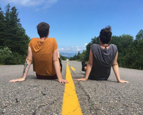 Von Halifax nach Quebec
