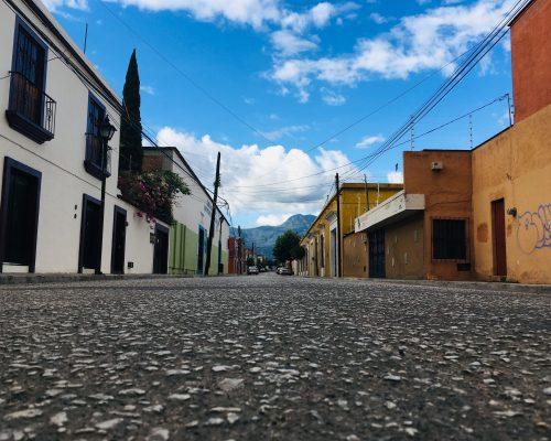 Die ersten Worte zu Oaxaca
