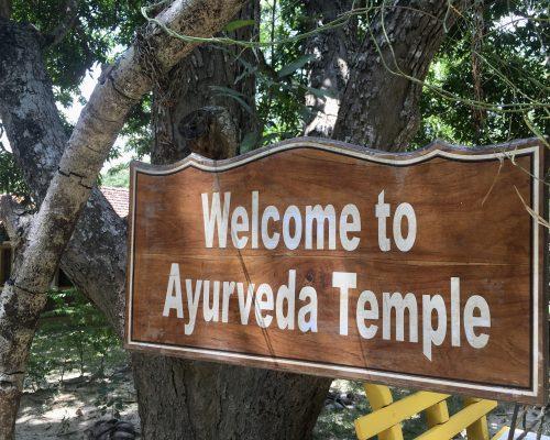 Ayurveda – ganz sanft wurden mir die Skepsisborsten wegmassiert